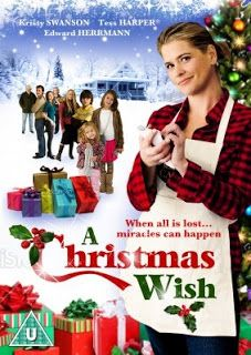 Christmas Hallmark movie. This is one of my favorite movies. It is filmed in Utah :)