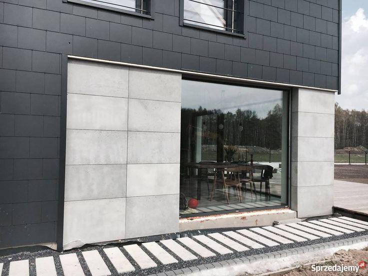 Znalezione obrazy dla zapytania elewacja beton
