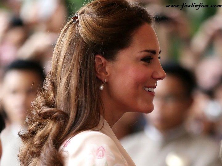 Wedding Hairstyle Kate Middleton : 7 best kate middleton makeup & hair images on pinterest
