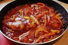 Zigeunerschnitzel, ein schönes Rezept aus der Kategorie Braten. Bewertungen: 76. Durchschnitt: Ø 4,2.