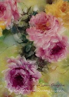 porcelain painting on Pinterest | China Painting, Silk Painting ...
