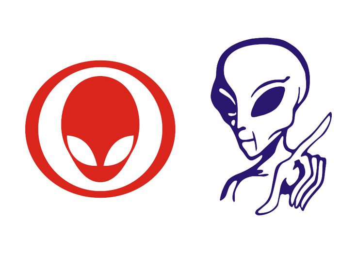 Logo Alien Vector | Free Logo Vector Download