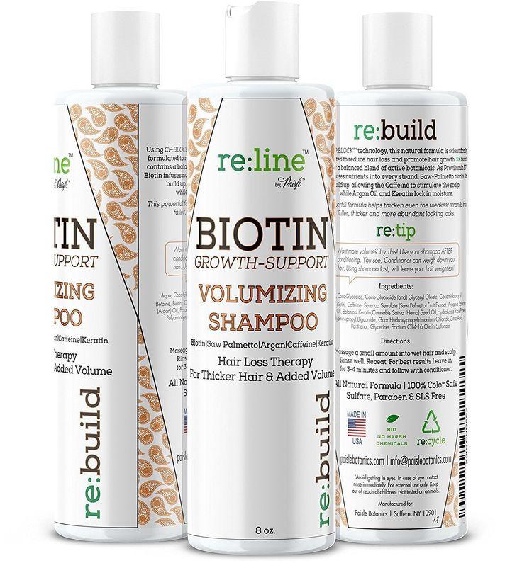 Biotin Hair Loss Shampoo - Volume Shampoo For Hair Growth ALL NATURAL Thickening For Thinning Hair Volumizing Treatment For Men  #hairstyle #HairLossRemedyforMen #hairlossbiotin