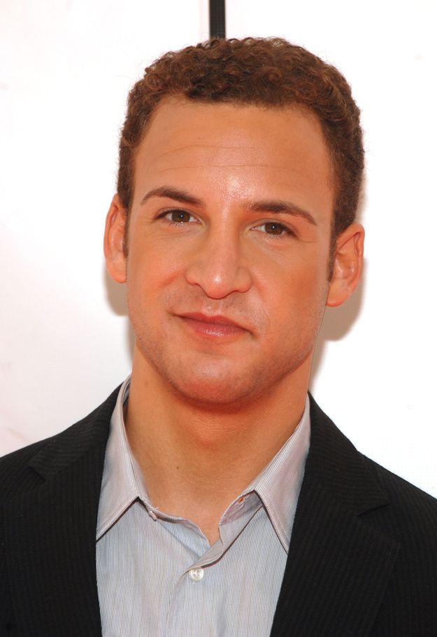 Ben Savage | 71 Famous People Who Were Total Frat Boys At One Time In Their Lives