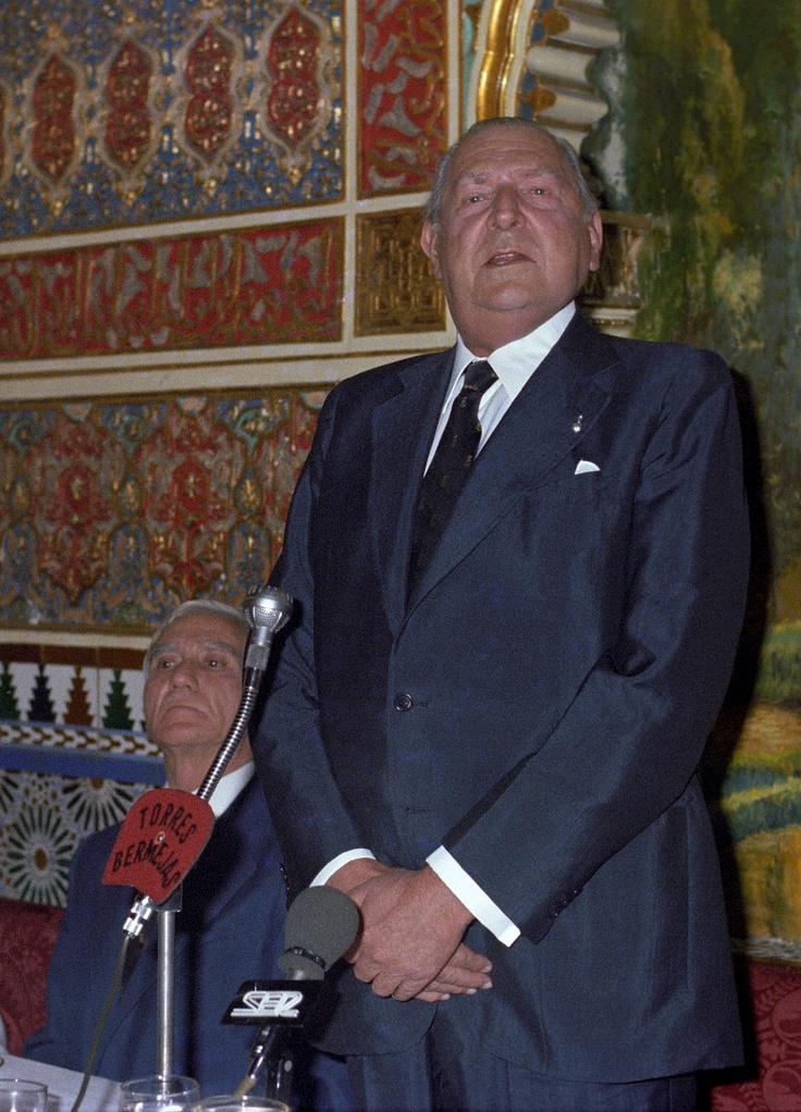 Don Juan de Borbón (23/05/1980)