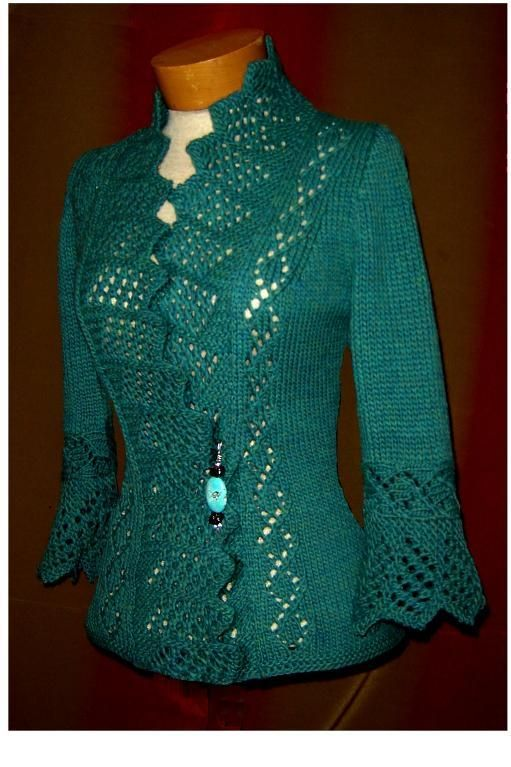 Colette Cardigan pattern