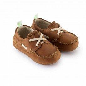 Tip Toey Joey Boaty Whisky shoe, size 23