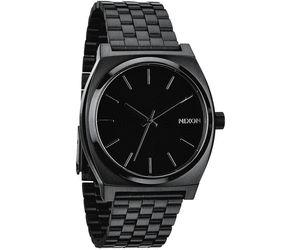 Prezzi e Sconti: #Nixon the time teller all black (a045-001)  ad Euro 82.60 in #Nixon #Modaaccessori orologi