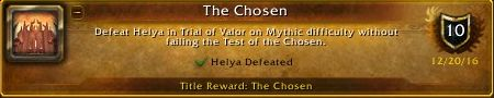 I think my guild got world 1st mythic ToV achievement (The Chosen) #worldofwarcraft #blizzard #Hearthstone #wow #Warcraft #BlizzardCS #gaming