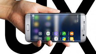 Samsung Galaxy S7 Edge 32GB Oro   Con Galaxy S7 y S7 edge ya no tendrás que preocuparte si dejas el teléfono sobre una superficie mojada. Puedes seguir utilizándolo aunque se haya caído al agua. Puedes jugar en la piscina publicar selfies en la playa o llamar un taxi bajo la lluvia. Tienen IP (Grado de protección) con código 68.Muchos de los momentos más fotografiados de nuestras vidas se producen cuando no hay suficiente luz ya sea porque son en interiores o porque es de noche. Eso ya no…