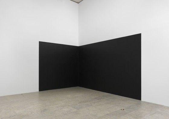 Richard Serra's Drawings at Metropolitan Museum of Art