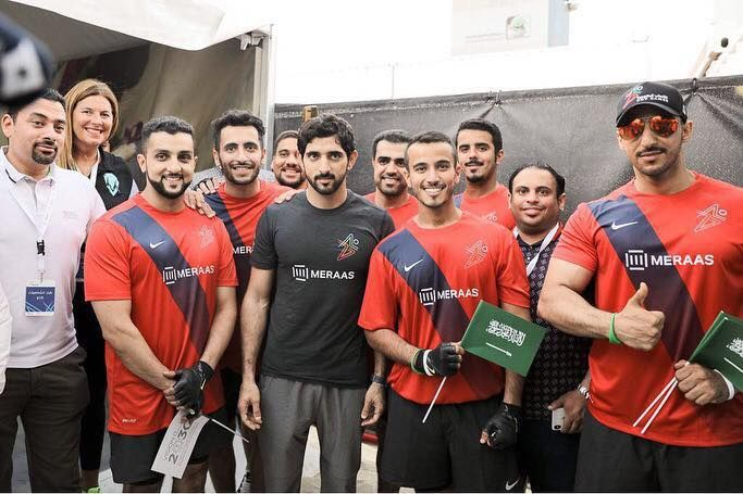 Dloo3a13 Repost Ali Essa1 هدفنا من إطلاق الألعاب الحكومية توصيل رسالة سامية مفادها أن العمل الجماعي والتحلي بروح الفريق Princess Haya Athletic Men Dubai