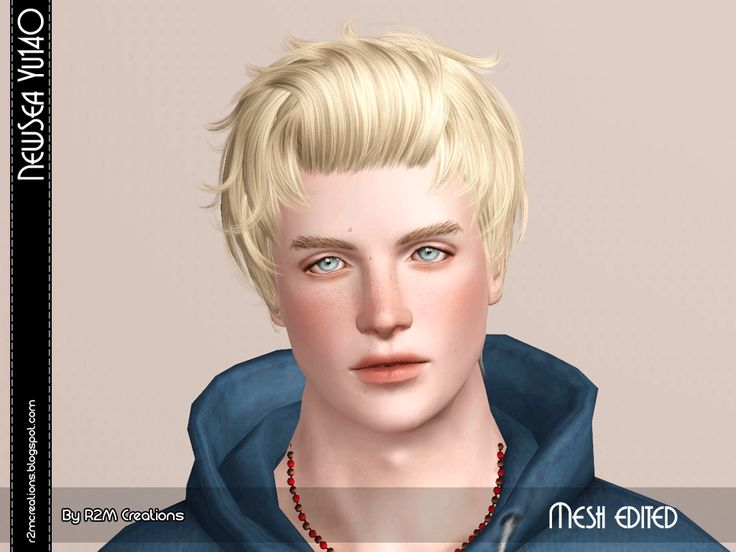 Souvent 19 best Coiffure Homme (Sims 3) images on Pinterest | Hairstyles  BM25