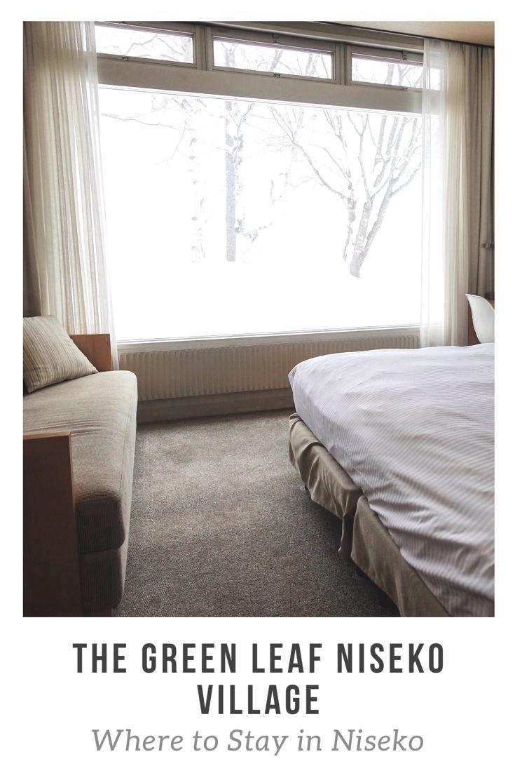 The Green Leaf Niseko Village Hotel - Where to stay in Niseko, Hokkaido