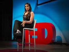 Writer, actor, comedian, Maysoon Zayid is the co-founder of the New York Arab-American Comedy Festival.