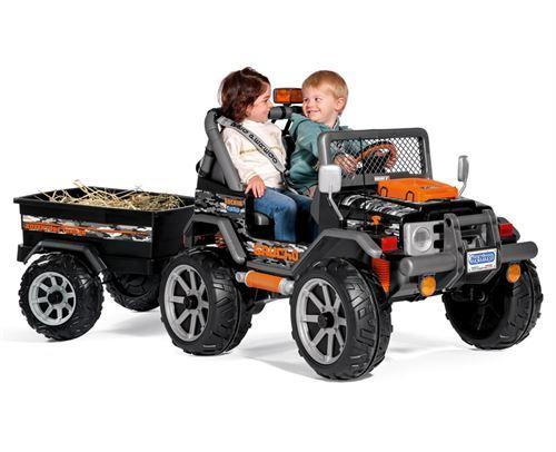 Elbil til børn. Glæd de mindste i familie med en elbil til børn. Glæden i deres øjne du aldrig vil glemme!