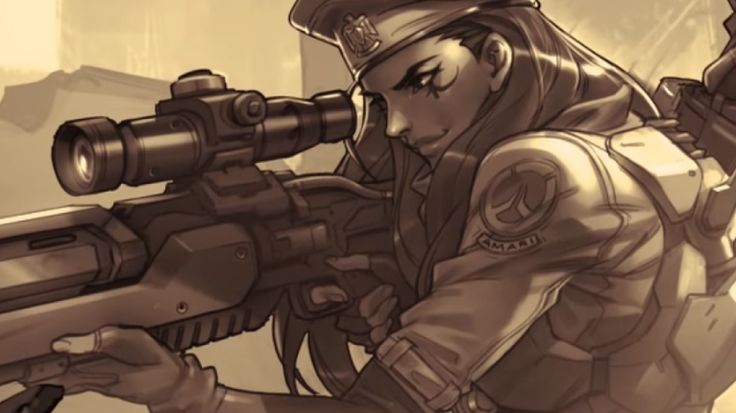 Who is Blizzard's next 'Overwatch' hero? This tweet has many clues Image: BliZZARD eNTERTAINMENT  By Adam Rosenberg2016-07-06 21:48:36 UTC  A sniper who also heals? Is that a healing grenade too? Does that gun even do damage or does it just restore health?  Blizzard set the minds of Overwatch fans racing on Wednesday with a tweet bearing a blueprint-style image of a sniper rifle that hasnt appeared in the game before. The clues in the image line up with long-standing fan theories about the…