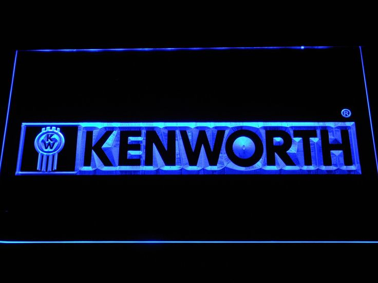 Kenworth LED Neon Sign