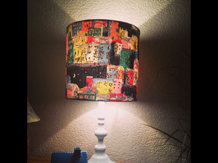 Cath Kidston Townhouses Lampshade