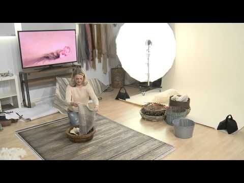 The Creative Newborn Photography Studio with Julia Kelleher - YouTube
