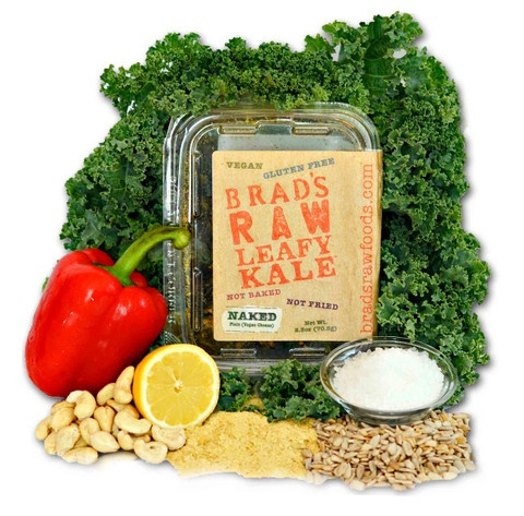 The tastiest kale chips
