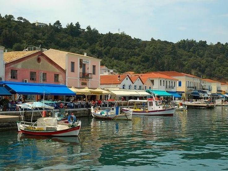 Katakolon cruise port