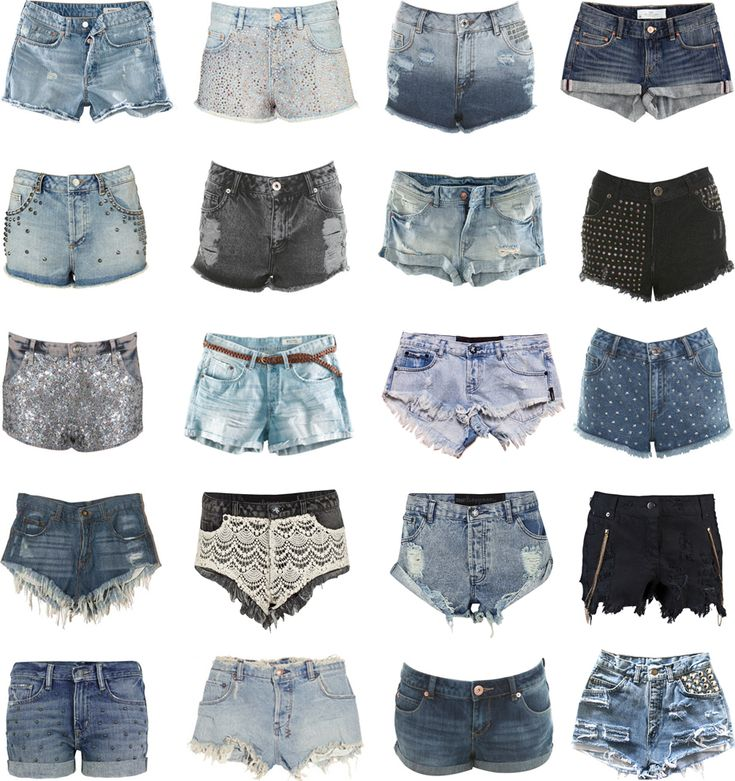 DIY shorts ideas!!