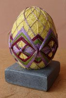 Mardi Gras Egg