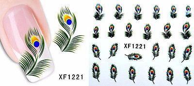 Nail Sticker Nagel Finger, Fuß nägel Tattoo Aufkleber 1221  #schmuck #bracelets #ohrhanger #armband #necklace #earstuds #semipreciousstones #oliviasschmuck #earrings #earwires
