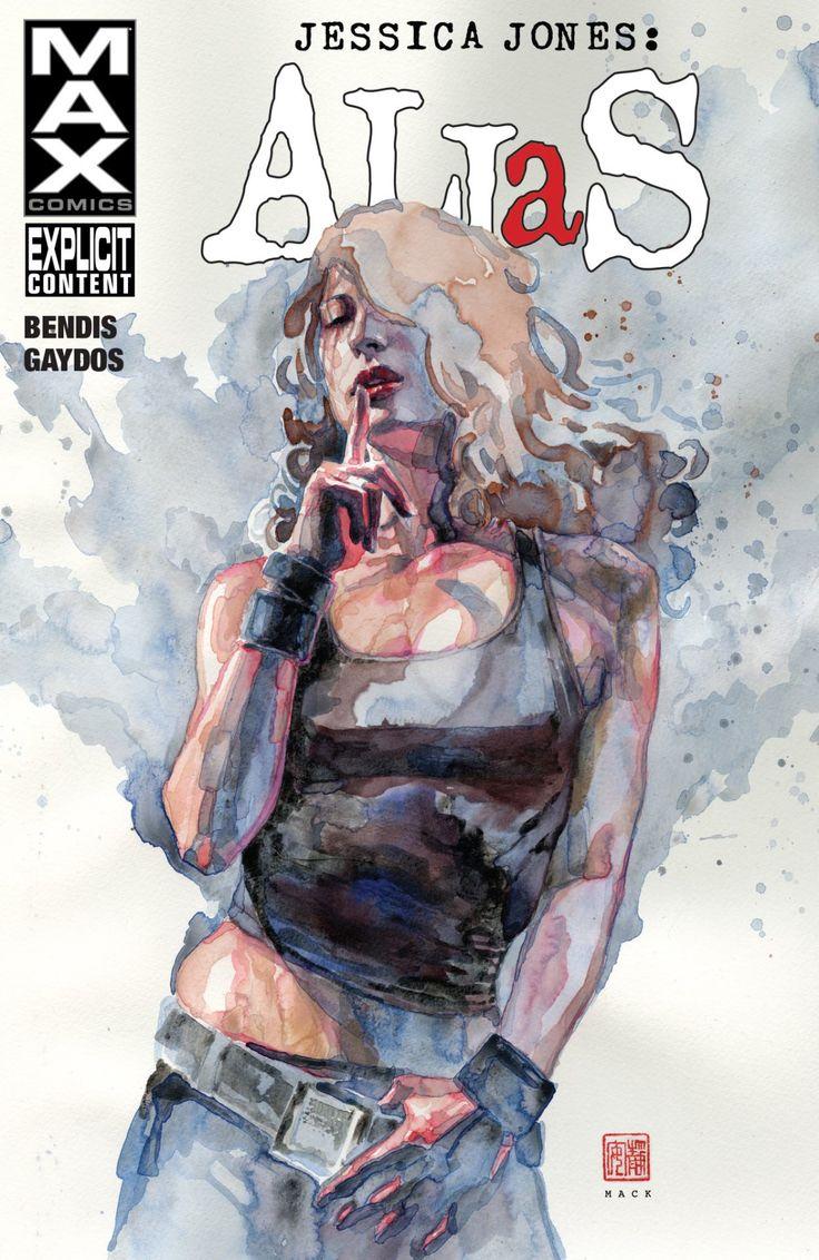 Jessica Jones: Alias Vol# By David Mack *