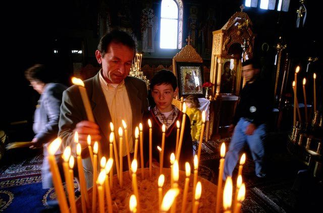 When Is Greek Orthodox Easter This Year?