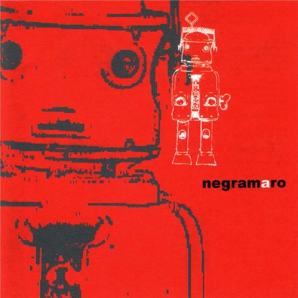 Album Cover - negramaro (2003) /// Album d'esordio, autoprodotto, prende il titolo dal nome della band.