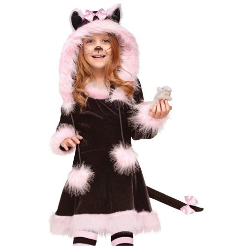 how to make a cat costume for child