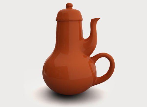 I'm a Little Teacup, but...