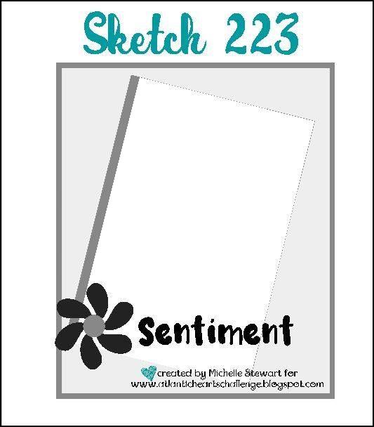 Atlantic Hearts Sketch Challenge; Sketch #223