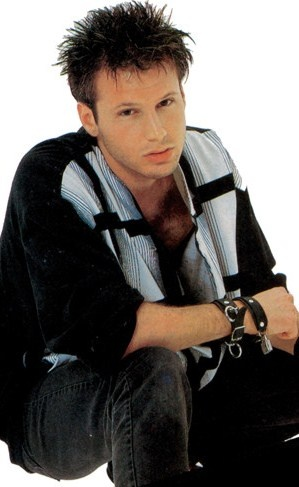 "Corey Hart...I loved the video ""I wear my sunglasses at night."""