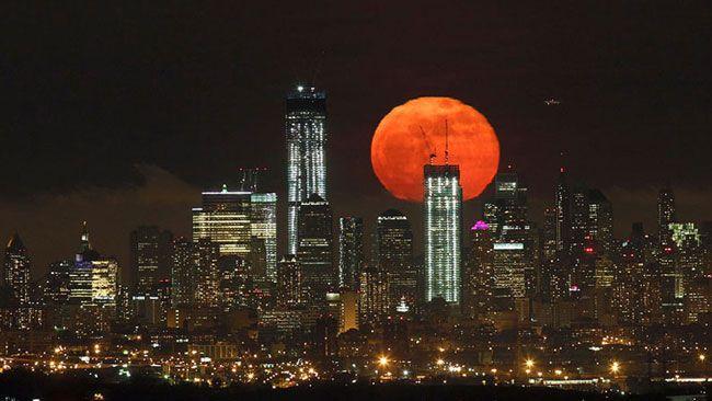 Super Lune et Perséides en fin de semaine