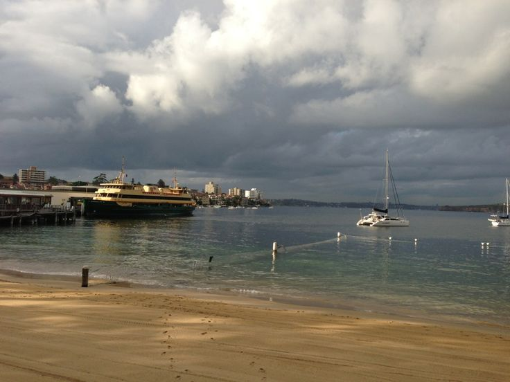 Manly Cove in Manly, NSW