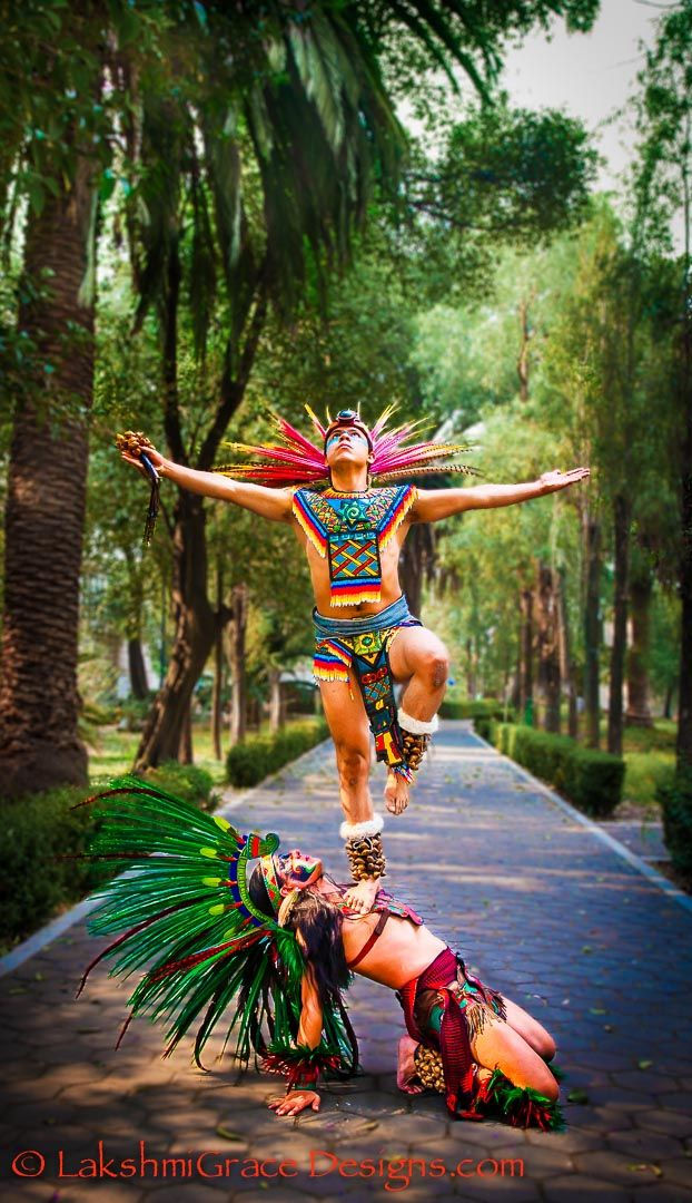 MEXICA DANCE ~ MIKTLAN AND TEO