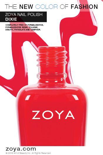 Zoya Dixie-Sunsets