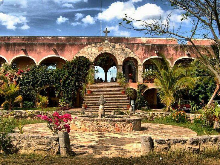 Hacienda Tepich Yucatan  Haciendas Magicas de Mexico