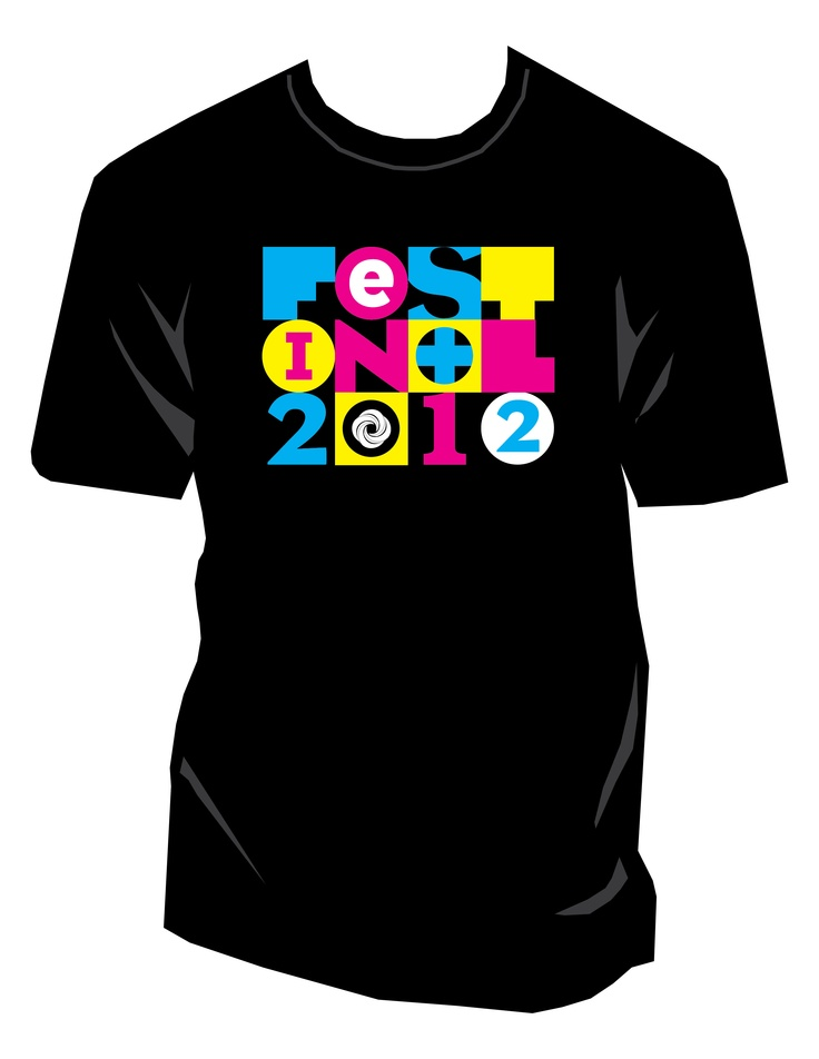 Festival International de Louisiane T-shirt 2012 - Right Angle rightangleadv.com