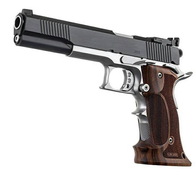 Limited Custom Made Pistol By Peter Stahl Özel Sınırlı Üretim Tabanca Üreticisi: Peter Stahl / Almanya