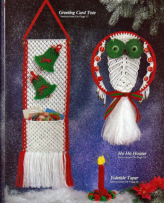 Macrame Book Cover Tutorial : Best images about macrame on pinterest