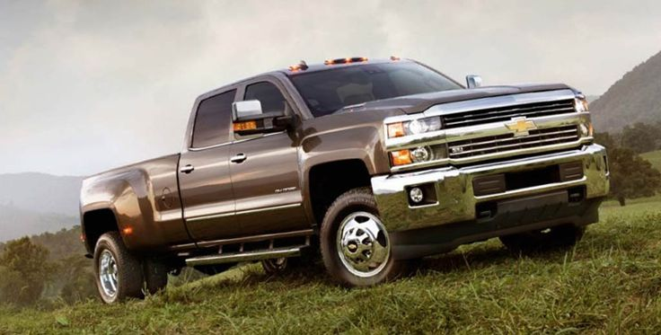 2016 Chevrolet Silverado HD - http://reicars.com/2016-chevrolet-silverado-hd/