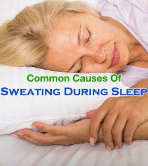 Know The Various #Causes Of #SweatingDuringSleep -   #NightSweats #SleepDisorders #NightSweatCauses #SweatInSleep