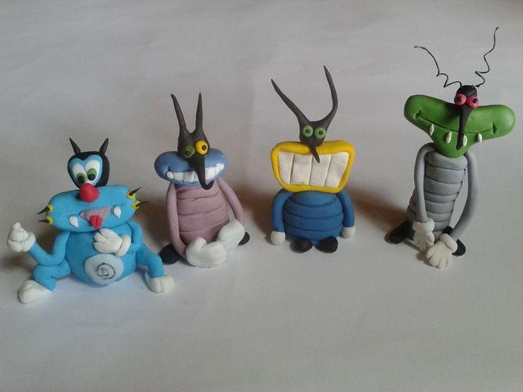 Tutorial Oggy e i maledetti scarafaggi,tutorial Oggy and the Cockroaches