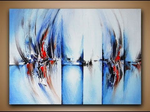 Best 25 abstract painting techniques ideas on pinterest for Black and white acrylic painting techniques