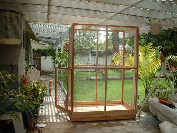 indoor bird aviary   How to guide to building an aviary. - Talk ...
