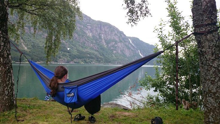 Odda Camping in Odda, Hordaland